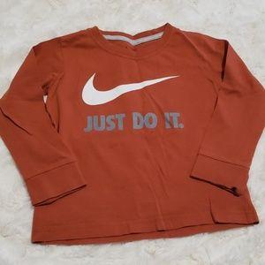 Nike Shirts & Tops - NIKE  BOYS  3T